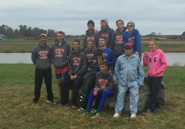 The JCHS Cross Country Teams competed with teams from southeastern Kentucky this past week in the Cross-Country Regional Championship held in Wayne County.