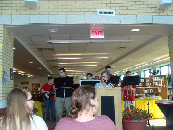 8th Annual JCHS Poetry Night