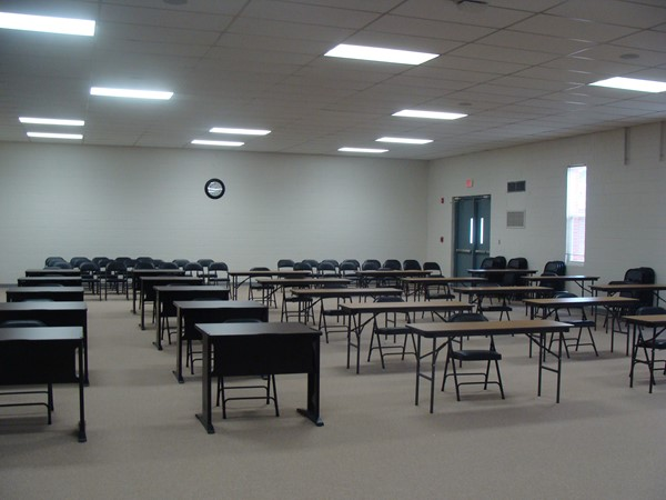 The board room at the Central Office is being used for AP Calculus testing on Thursday, May 5th and AP US History testing on Friday, May 6, 2016.