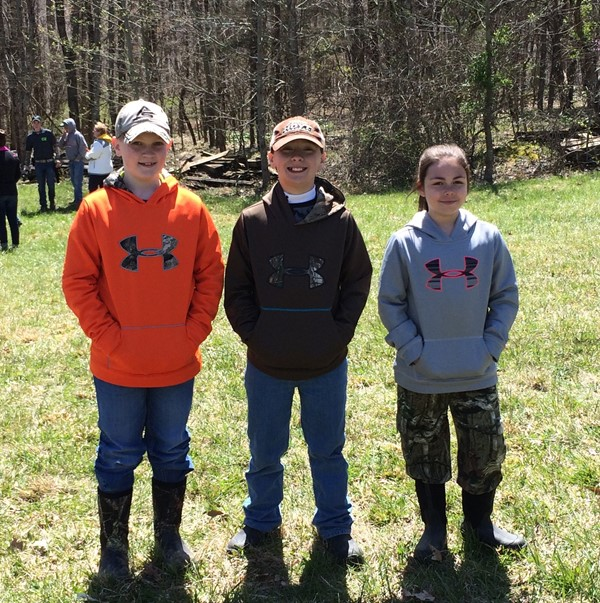 3D Archery Regional Tournament at Green River State Park Female Pins:        Serena Witt 2nd Place Male Pins:            Landon Cox 7th Place Male Open:         Chase Morris 1st Place