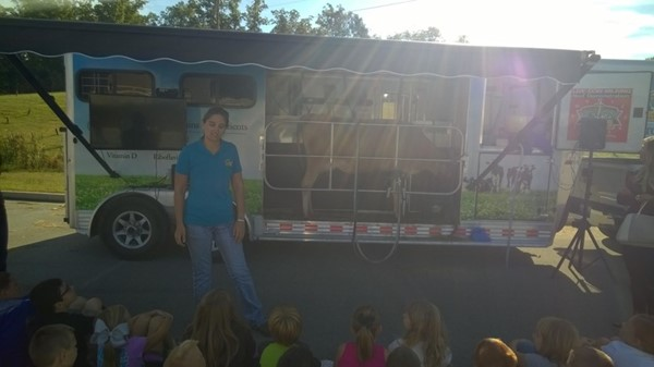 """Farm to School"" Event held at JCHS in September."