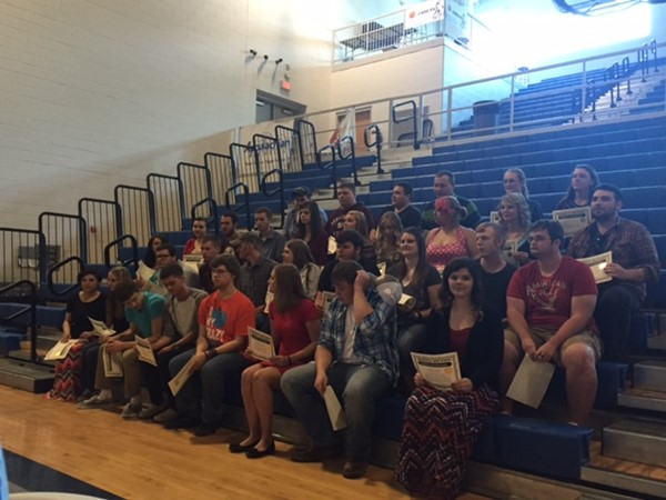 2016 Distinguished Luncheon at JCHS