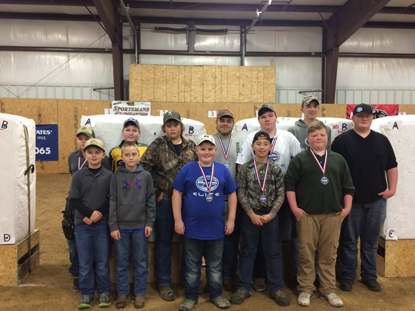 High School Male Open-- Josh Isaacs, 8th                