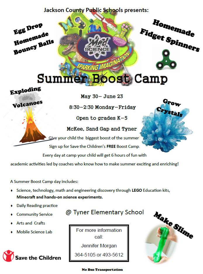 stc summer boost camp